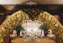 The Wedding of Sabrina & Achdi by MORS Wedding