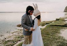Bali elopement by Hipster Wedding
