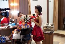 Makeup for birthday felly chibi... by Xin-Ai Bride