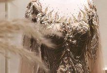 Alvin & Celine Wedding  by Berta Chandra Couture