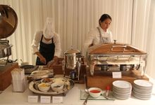 Food Tasting Event at Thamrin Nine Ballroom by Al's Catering