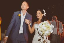 Wedding Of Kristy an Matt - 4 May 2014 by It's True Wedding Planner and Decoration