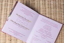 Undangan Pernikahan Eka & Ary by Mitra Wedding