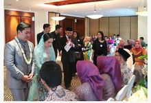Bilingual Wedding of Fany & Aru by MC Wedding Banna