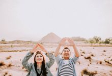 Hary & Wiwi Prewedding by Little Collins Photo