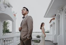 Peter & Lina - Prewed by Willow & Co