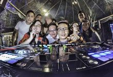 All My DJ Setups PART 1 by DJ in Penang, DJ Coollen