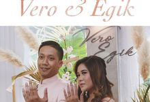 The Engagement of Vero & Egik by Kisah Kita Wedding Planner & Organizer