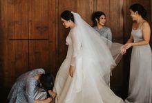 Adista & Farry by ProjectDEA Wedding Planner