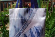 50bh Totebag untuk Privat Wedd Party-nya Mr Satya by madebykhai