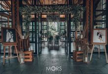 The Wedding of Ade & Marcell by MORS Wedding