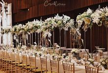 Wedding of Adrian and Patricia by Casablanca Design