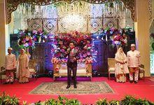 Fenny & Radiant Wedding by HENRY BRILLIANTO