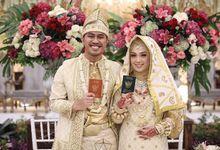 LULU & IQBAL WEDDING by Seserahan Indonesia