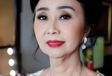 Mom of bride by Make Up By Krista