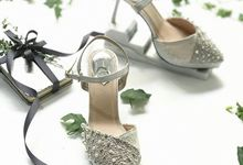 Wedding Shoes of your dreams ! by Aveda Footwear