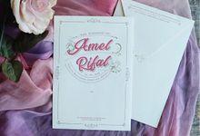 Amel & Rifal by imajineroom