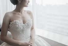 Gisel & Raymond Wedding by The Ivy Atelier