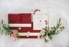 Renaissance Uluwatu - Sweet and Elegant by Flora Botanica Designs
