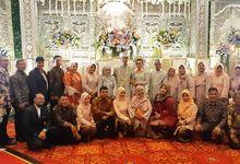 Dinda & Bestion Wedding by HENRY BRILLIANTO