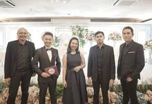 The Wedding Of Reza & Vivi by Starlight Entertainment