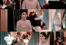 Wedding of Ajeng & Ryo - 3 March 18 by Moment Kapturer Organizer