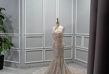 Evening Dress by METTA FEBRIYAN bridal & couture