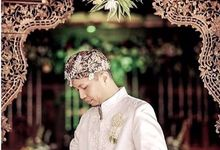 The Wedding of Ms. Bunga by Rumah Joglo Pandu