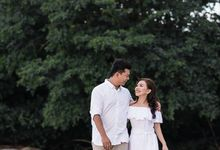 Pre-wedding of Stephen & Jurnetty by vilioo