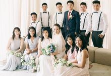 Rick & Joanne The Wedding by Namasa Portraire