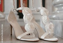 Introducing SanyahRose Shoes by NAK Design Studio