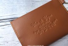 Key holder 2 for Wira & Yeyen by Hey.souvenir