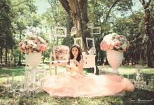 Tiffany Sweet 17 Photo by Lewi Immanuel Photoworks