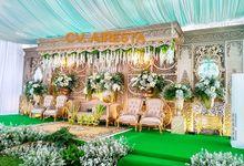 Pernikahan Dengan adat Jawa Modern by cv.airesta