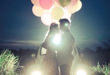 Prewedding Rafika + Dendy by Kite Creative Pictures