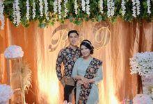 Enggament & Wedding Rulli & Donna by EYO WEDDING