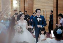 Harris & Madriena Wedding Day by Lady Quissera