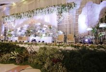 The Wedding Of Hurin & Ullsy by Eden Design