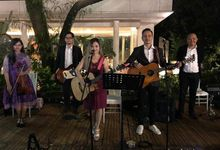 The Wedding Of Hartono & Ivana by Starlight Entertainment