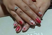 CHRISTMAS NAILS by Newtrix