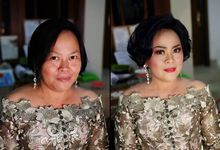 Before After Mom by Josi David Professional & Wedding Make up Artist