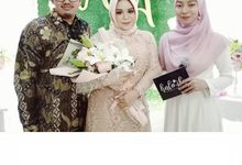 MC Engagement Annisa Dan Adhit by Halo Ika