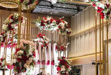 Wedding of Tommy and Sayomi by Casablanca Design