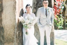 Audhy & Dhea The Wedding by Namasa Portraire