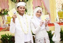 Wedding Putra & Deli by Almeera House of Wedding