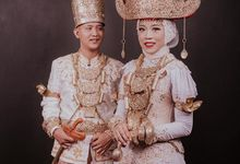 Wedding of Rahmat and Mulia by VVIP Organizer