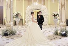 Sisca & Robby Wedding by Lina Lie Makeup