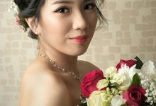 Sabrina PreWedd Shoot by CLICK MAKEUP