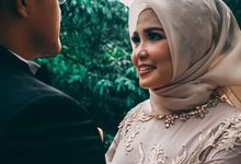 Wedding of Prima & Marchand by Haribaik