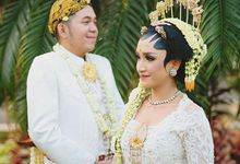 The Wedding of Annisa & Julian by Chandani Weddings